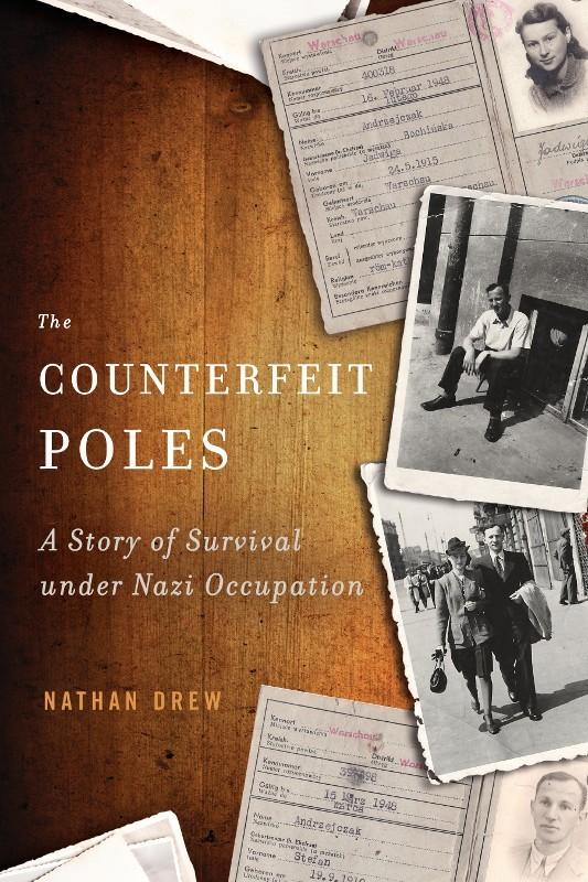 Counterfeit Poles Book Cover